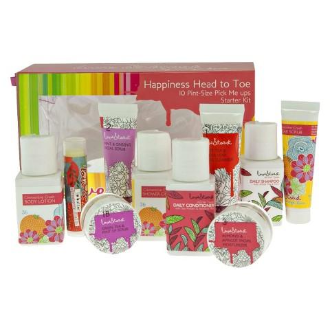 Love & Toast Happiness Head to Toe Starter Kit