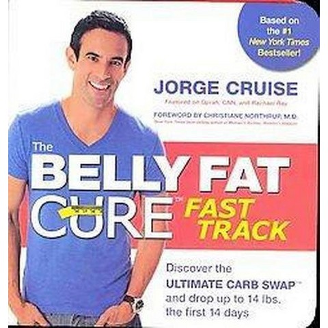 The Belly Fat Cure (Mixed media product)