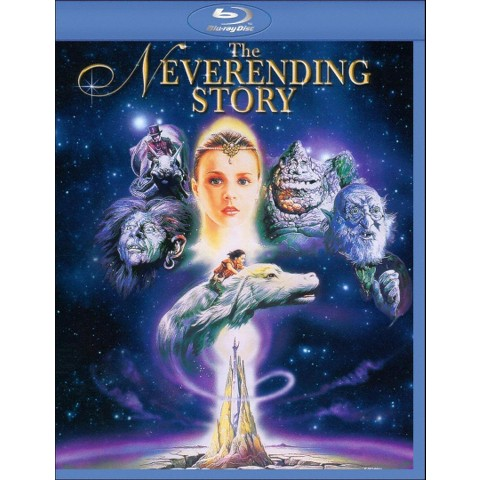 The Neverending Story (With Happy Feet 2 Movie Cash) (Blu-ray)