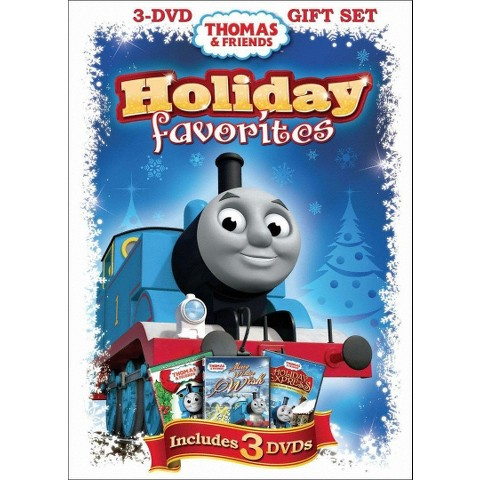 Thomas & Friends: Holiday Favorites (3 Discs)