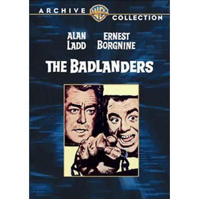 The Badlanders (Widescreen)