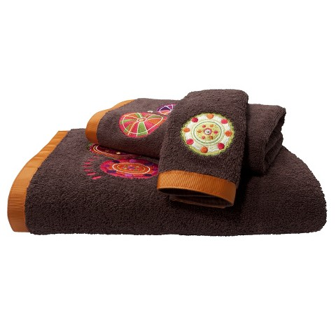 Festiva 3-pc. Bath Towel Set