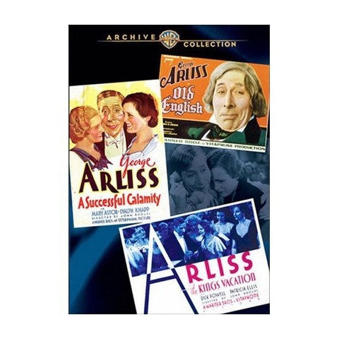 George Arliss Collection: Old English/A Successful Calamity/The King's Vacation (3 Discs) (Warner