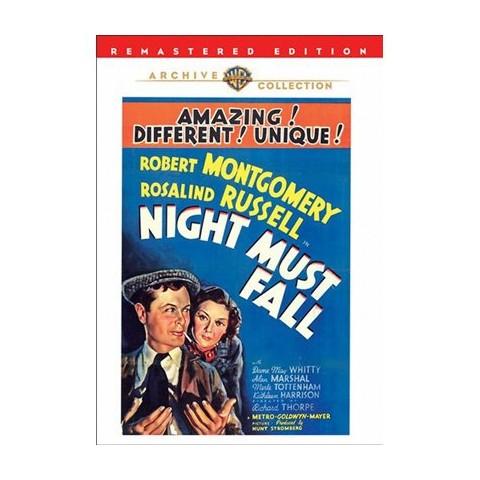 Night Must Fall (Fullscreen)