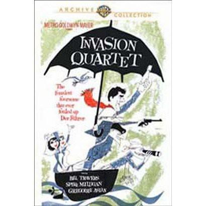 Invasion Quartet (Widescreen)