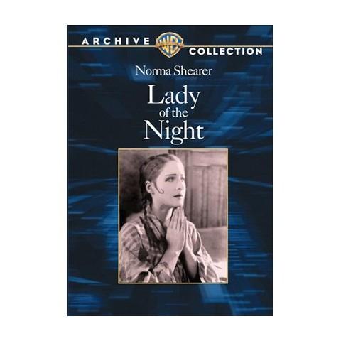 Lady of the Night (Fullscreen)