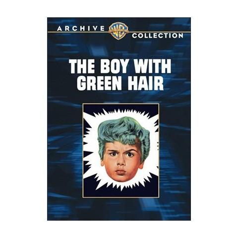 The Boy with Green Hair (Fullscreen)