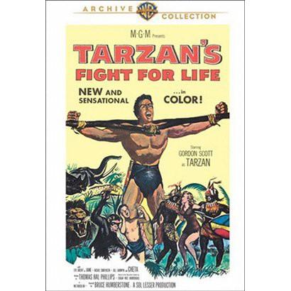 Tarzan's Fight for Life (Widescreen)