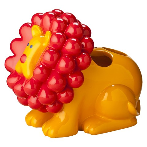 Hippo Jungle Friend Toothbrush Holder