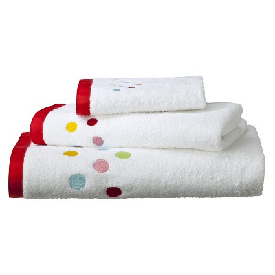 Gumball Machine 3-pc. Bath Towel Set