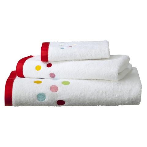 Gumball Machine 3-pc. Bath Towel Set