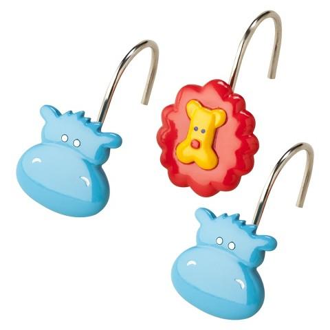 Hippo Shower Hooks