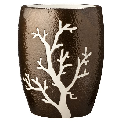 Reflection Ceramic Wastebasket