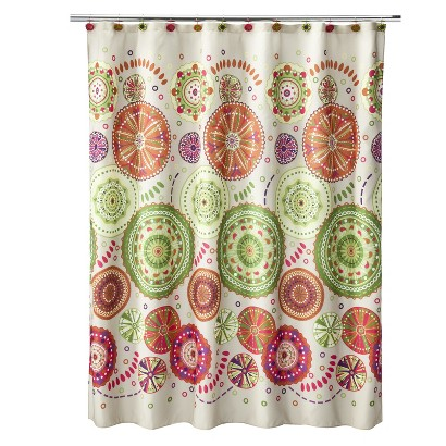 Festiva Shower Curtain - 70x71""