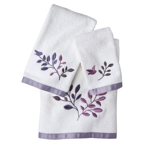 Avery 3-pc. Bath Towel Set