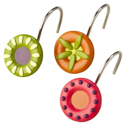 Festiva Shower Curtain Hooks