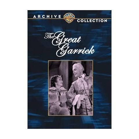 The Great Garrick (Fullscreen)