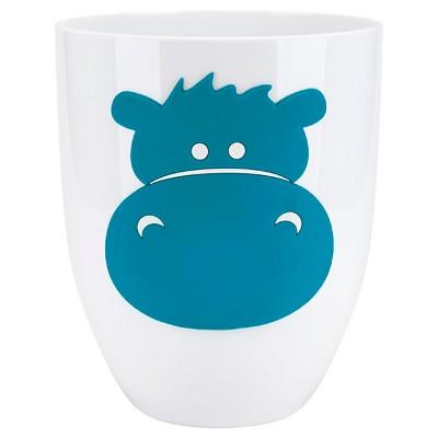 Hippo Wastebasket