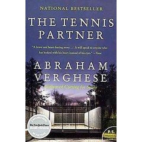 The Tennis Partner (Reissue) (Paperback)