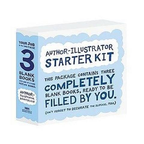 The Author-Illustrator Starter Kit (Hardcover)