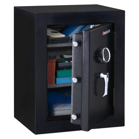 Sentry® Safe E-lock and Fire/Water Safe - 3.4 cubic feet