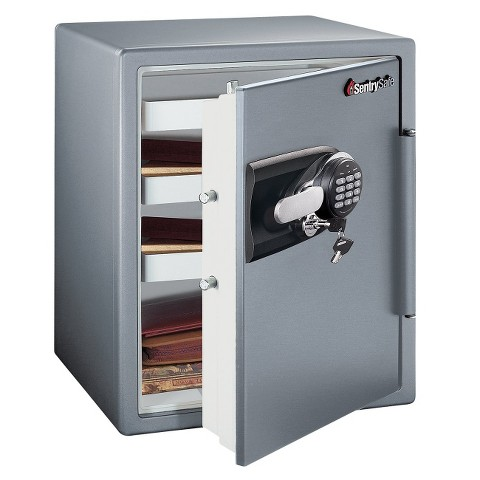 Sentry® Safe E-lock and Fire/Water Safe - 2.0 cubic feet