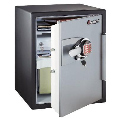 Sentry® Safe 2-Hour UL Fire/Water Data Safe - 2.0 cubic feet
