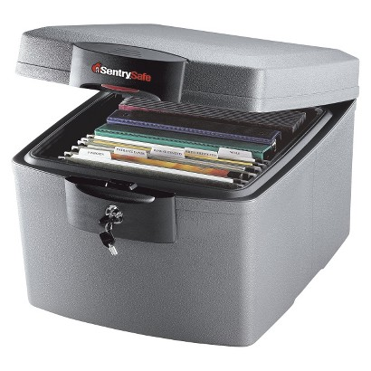 Sentry® Safe Fire/Water Data Safe - 1.3 cubic feet