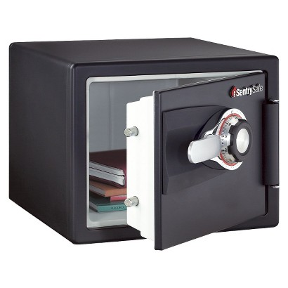Sentry® Safe C-lock FireSafe - .8 cubic feet