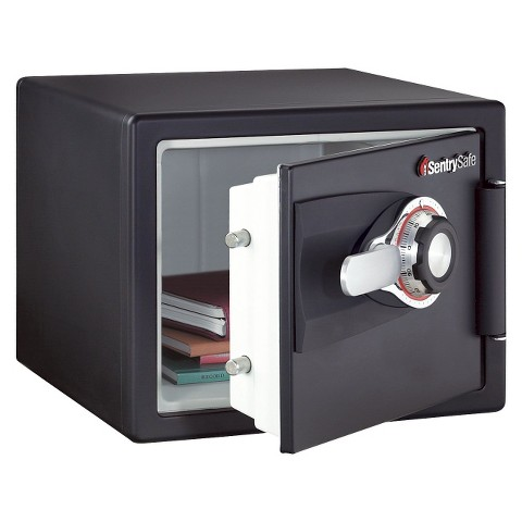 Sentry® Safe C-lock FireSafe - .8 cubic feet