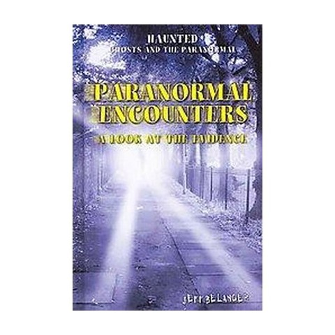 Paranormal Encounters (Hardcover)