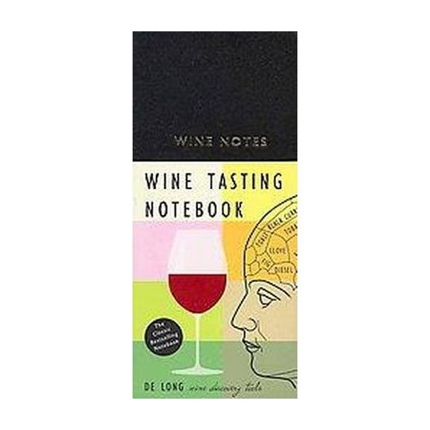 Wine Tasting Notebook (Mixed media product)
