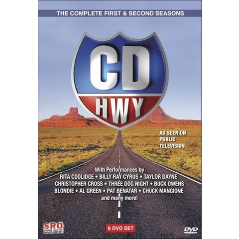 CD Highway: The Complete First & Second Seasons (6 Discs)