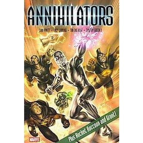 Annihilators (Hardcover)