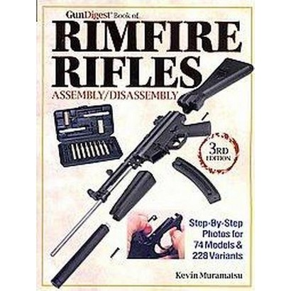 Gun Digest Book of Rimfire Rifles (Paperback)