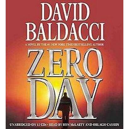 Zero Day (Unabridged) (Compact Disc)