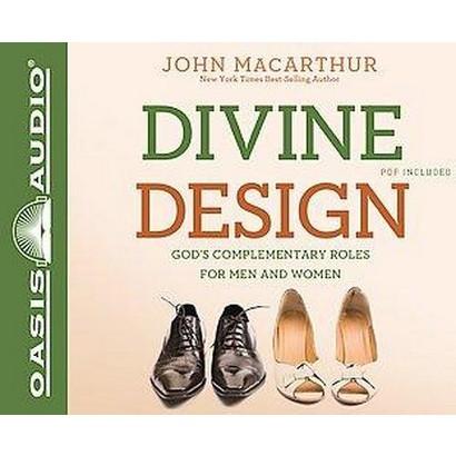Divine Design (Unabridged) (Compact Disc)