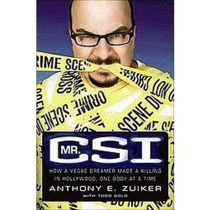 Mr. CSI (Hardcover)