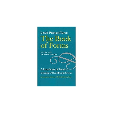 The Book of Forms (Expanded, Revised) (Paperback)