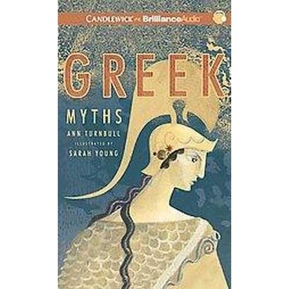 Greek Myths (Unabridged) (Compact Disc)
