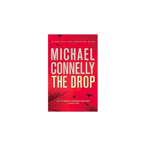 The Drop (Large Print) (Hardcover)