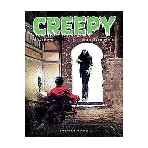 Creepy Archives 11 (Hardcover)
