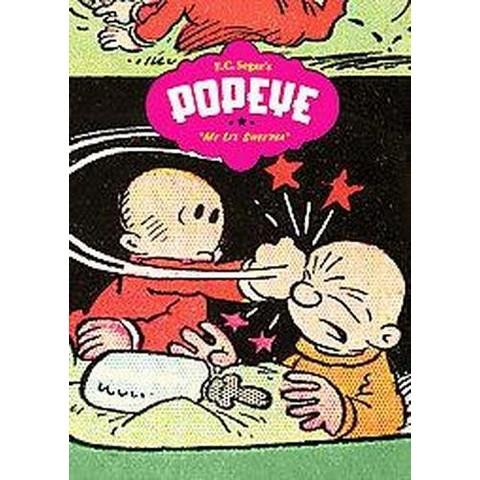 Popeye (Hardcover)