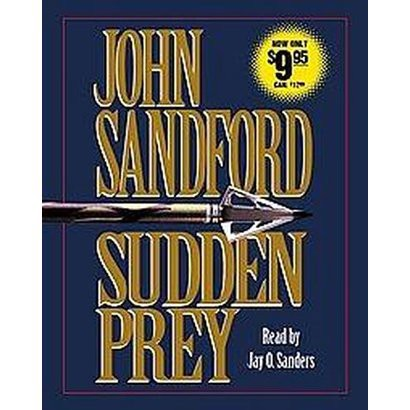 Sudden Prey (Abridged) (Compact Disc)