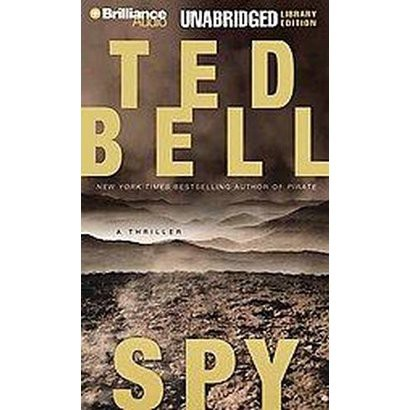 Spy (Unabridged) (Compact Disc)