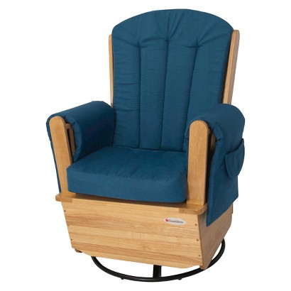 Foundations SafeRocker SS Swivel - Blue