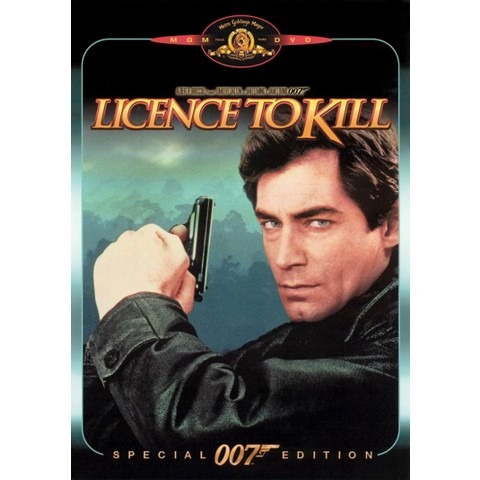 Licence to Kill (Widescreen)