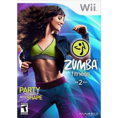 Zumba Fitness 2 (Nintendo Wii)