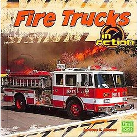 Fire Trucks in Action (Hardcover)