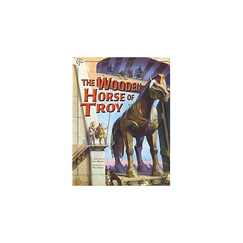The Wooden Horse of Troy (Hardcover)